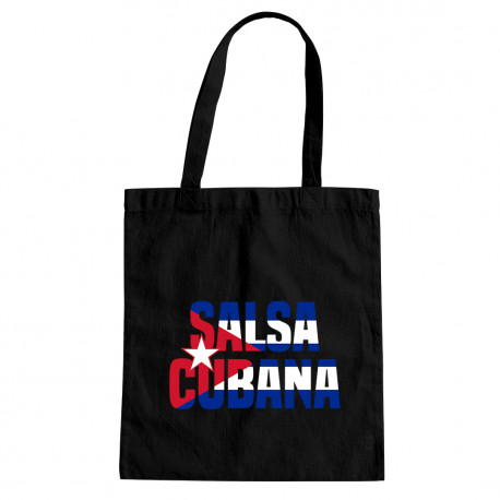 Salsa Cubana - torba z nadrukiem