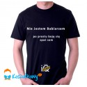 Nie Jestem Babiarzem - IQkartka