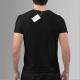 Bycie wzorowym mężem jest wyczerpujące - męska koszulka z nadrukiem