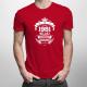 1981 Narodziny legendy 40 lat - męska koszulka z nadrukiem