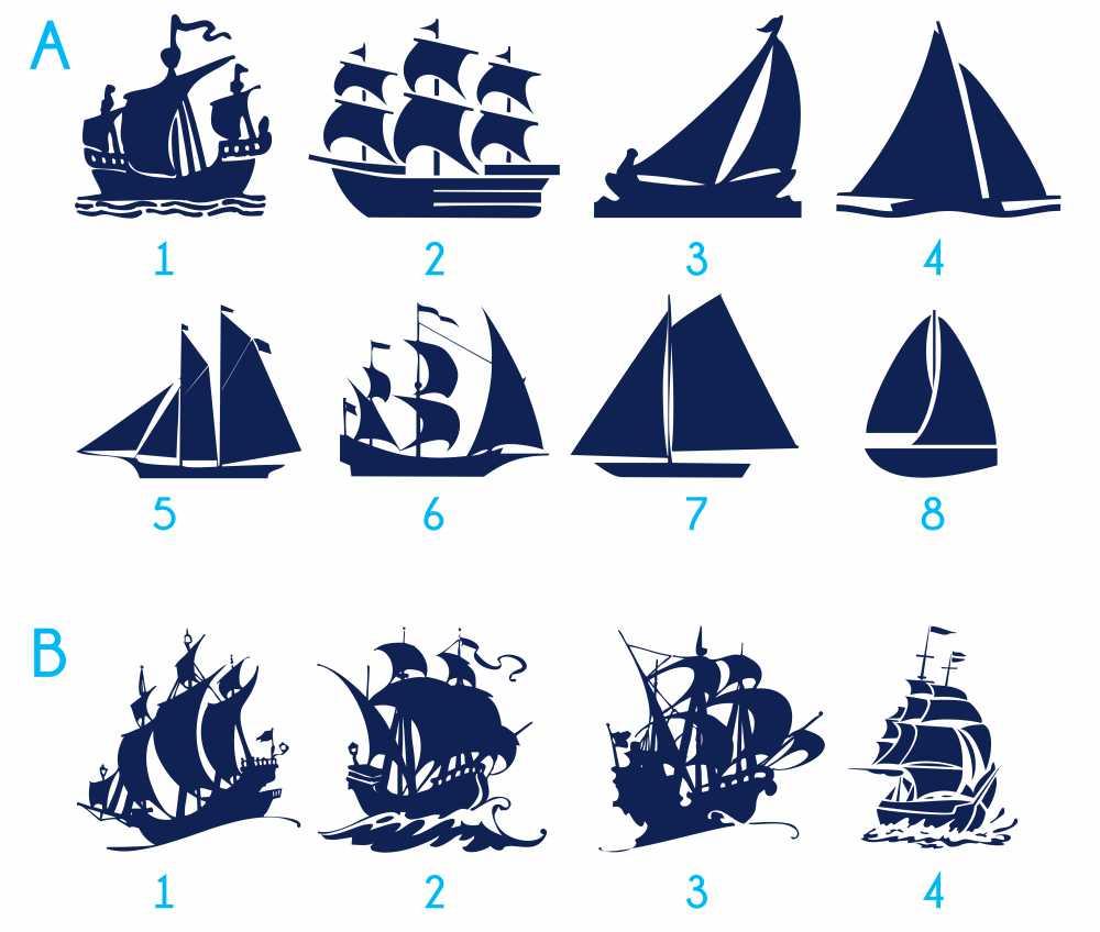 Statki żeglarskie