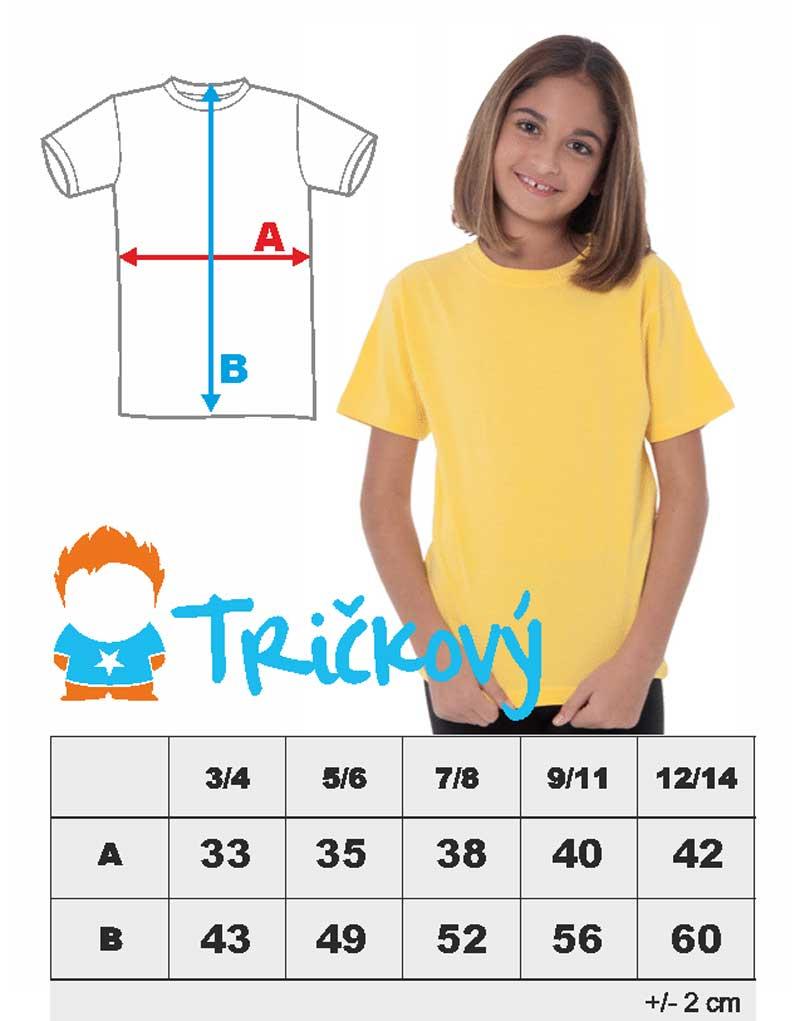 Dětska trička